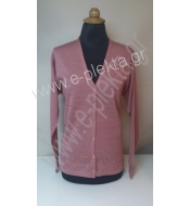 WOMEN'S SUMMER CARDIGAN WITH LINKS