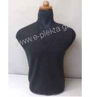 MEN'S SLEEVELESS KNITTED BLOUSE